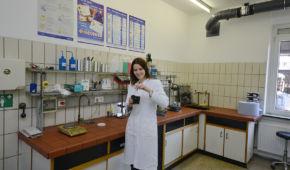 Qualitätssicherung Labor